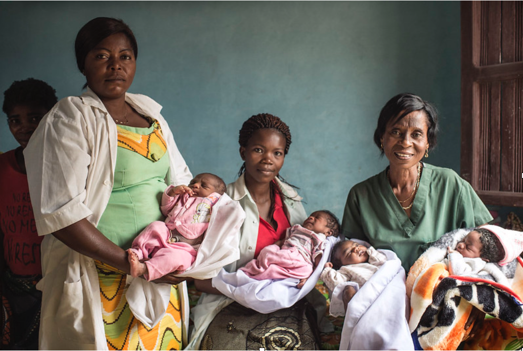 The planetary health we need: revealing the challenges of maternal and child health